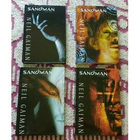 Sandman Edição Definitiva (panini) 4 Volumes