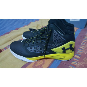 Botas De Basket Under Armor Talla 12us