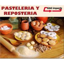 Libro Secretos De La Pasteleria Y Reposteria +de Mil Recetas