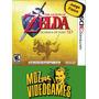 The Legend Of Zelda Ocarina Of Time - Nintendo 3ds - Mdz Vid