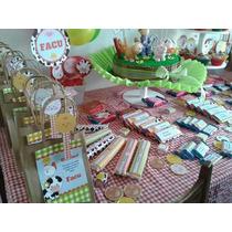 Candy Bar (golosinas Personalizadas) Para 30 Chicos