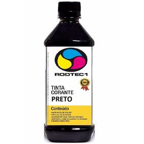 500ml Tinta Corante Eps Canon Hp Lexmark Ecologic Preta
