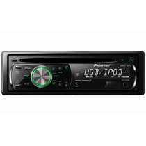 Radio Cd Pioneer Deh 2200ub Usb Cd Mp3 Ipod Novo!
