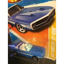 Hotwheels Carrinhos Coleção 2011 - Hw Shelby - Novo/lacrado