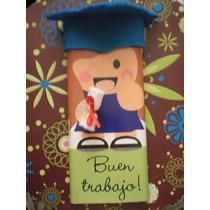 Recuerdos De Graduacion, Chocolates Personalizados