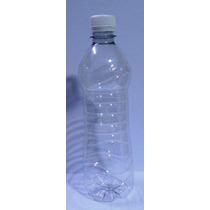 Kit 150 Botella Agua 500ml R28/400 Pet Cristal Envio Gratis