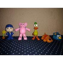 Figuras De Pocoyo Y Sus Amigos
