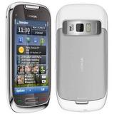 Celular Nokia C7 Seminuevo Con Todo Accesorios