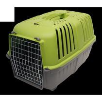 Transportador Jaula Pratiko 2 Mediano Perro O Gato