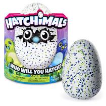 Hatchimals Draggles Verde/azul Spin Master Huevo Dragón
