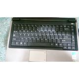 Carcaza Laptop Gateway Parte Inferior Teclado. M255-e