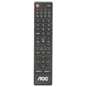 Control Para Tv Aoc Led Model No: Le32w034