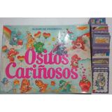 Album D Figuritas Ositos Cariñosos Completo A Pegar Año 1986