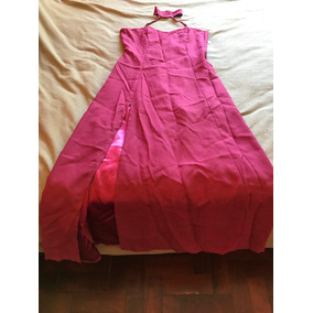 Vestido Largo De Fiesta Talle S