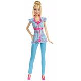 Barbie Quiero Ser Profesiones Enfermera Original Mattel