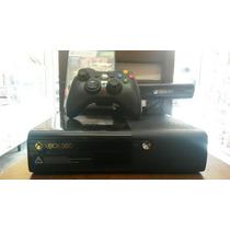 Vendo Xbox 360 Super Slin Travado Com Kinect 1 Controle