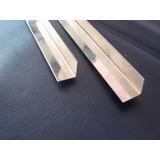 Perfil Aluminio Angulo 3/4 Para Rack Case Discplay Dj