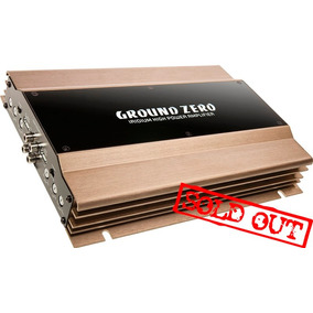 Modulo Amplificador Ground Zero Gzia 4115hpx
