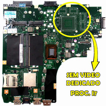 Placa Mãe Asus K46cm S46ca S/ Vídeo Dedicado Proc.i7 (7064)