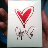 Cartas Poker Love Me De Theory11 De Amor Regalo Unicas