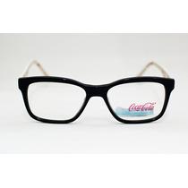 Armação Para Óculos Coca Cola Teen Cc2 3779