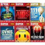 Revista Superinteressante - Números Avulsos - 2011 A 2015