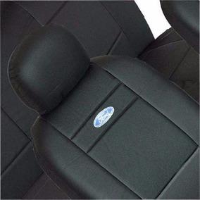Capa De Banco Couro C/nylon Ford Ka, Fiesta, Focus, Escort