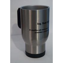 Termo De Aluminio Para Cafe Personalizado Sublimación