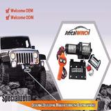 Winch Electrico 1300 Kilos Arrastre Remolque Para Mata Burro