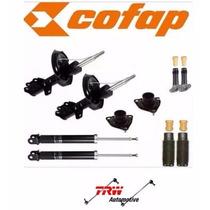 4 Amortecedores Originais Cofap + Kits Hyundai I30 100% Novo