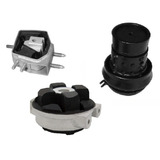 Kit Coxim Motor Cambio Logus Pointer Escort 1.6 1.8 Com Ar