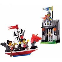 Castle Knights Barco Pirata Resgate De Prisioneiro