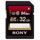 Cartão Memoria Sdhc 32gb Sony Original 94mb/s U3 4k Câmera