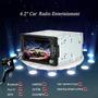 Doble 2 Din 6,2 Hd Car Stereo Dvd Vcd Cd Player Gps Nav