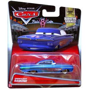 Disney Cars Carros - Ghostlight Ramone