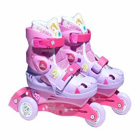 Patines En Línea Goplas Toys Princesas