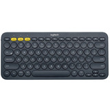 Logitech K380, Teclado Bluetooth Multi-dispositivo - Negro