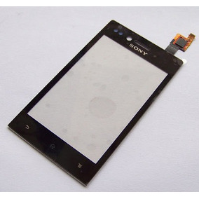 Touch Cristal Sony St23a St23 Xperia Miro Original