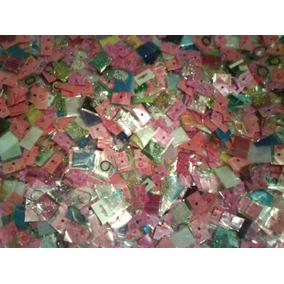 Decoracion Para Uñas 100 Bolsas De Todo Un Poco $299