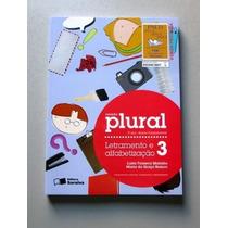 Letramento E Alfabetização - Plural - 3 - Marinho - Branco