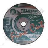 Disco De Corte Extra Fino 3 X 1,0 X 3/8 Telstar - 15540