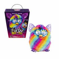 Furby Boom Cristal Series Rosa/morado 2015 Nuevo