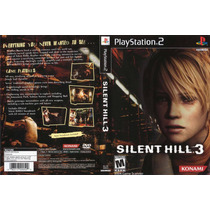 Patch Silent Hill 3 Ps2