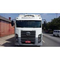 Caminhão Constellation Vw 24250 Ano 2011 Chassis Unico Dono