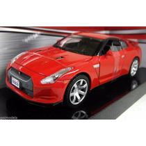 1/24 Nissan Skyline Gt-r R35 2008 Motormax