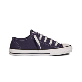 Tênis All Star Converse Infantil Ct As Border Ox Marinho