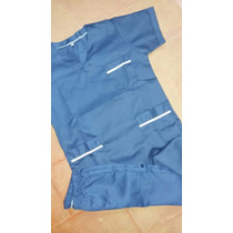 Ambo Cirugía/enfermería Azul Marino Oferta!!!