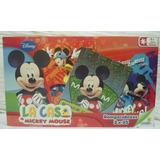 Rompecabezas 3x35 La Casa De Mickey Mouse - Lámina 31x22,5cm