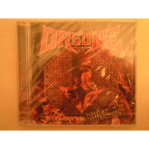 Orgone Cd Straight To Hell Banda De Rock New Y Sellado
