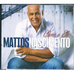 Box Mattos Nascimento - Clame A Ele (cd+dvd+pb)